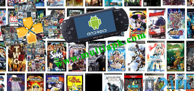 Game PPSSPP/PSP High Compress iso/cso Terbaru 2016