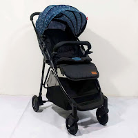Kereta Dorong Bayi Pacific SP-T688H baby stroller
