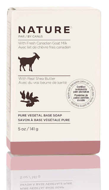 Nature Pure Vegetal Base Soap Bar- Real Shea Butter