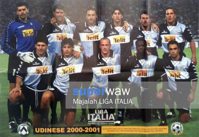 Udinese Team Squad