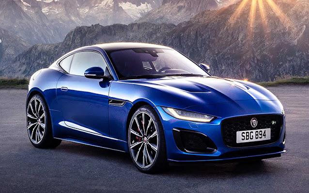 Jaguar F-Type sử dụng rất nhiều động cơ xăng đỉnh cao nhưng tiết kiệm nhiên liệu và giảm khí CO2