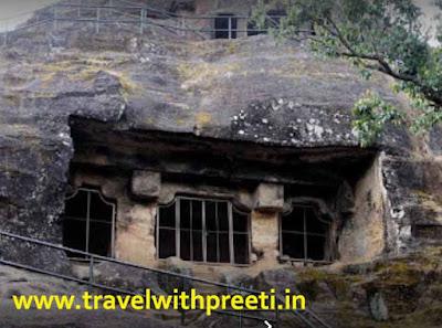 Pandav Caves Pachmarhi - पचमढ़ी के पांडव गुफा की यात्रा