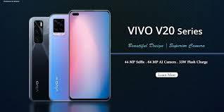 VIVO V20 SMART PHONE WITH 44 MP SELFIE CAMERA LAUNCHED IN INDIA AT A STARTING PRICE OF RS 24,990