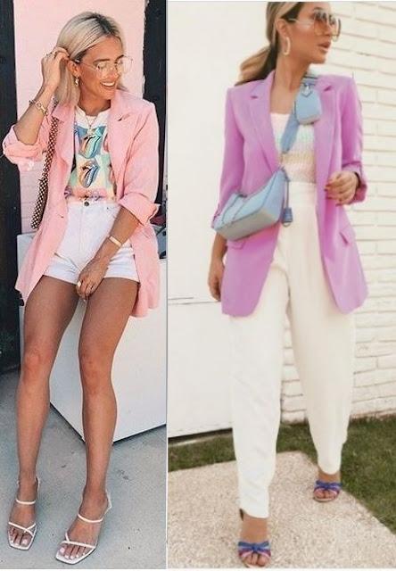 Guia de moda Como usar blazer parte 2, Kemp, Micheli Fernandes