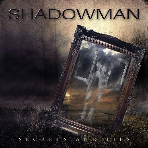 SHADOWMAN (Steve Overland of FM) - Secrets And Lies (2017) full