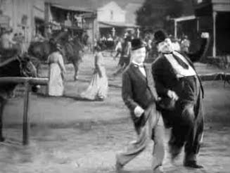 LAUREL AND HARDY SONG - The Blue Ridge Mountains of Virginia