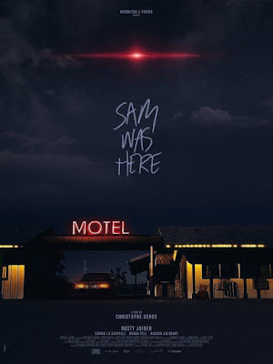 Sam Was Here 2016 DVDCustom HDRip NTSC Dual Latino 5.1