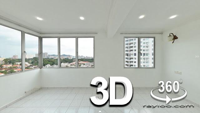 U-Garden Apartment Gelugor Raymond Loo 019-4107321