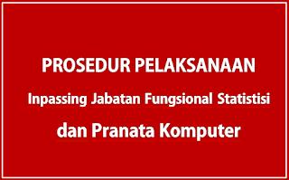 Prosedur Pelaksanaan Penyesuaian/Inpassing Jabatan Fungsional Statistisi dan Pranata Komputer