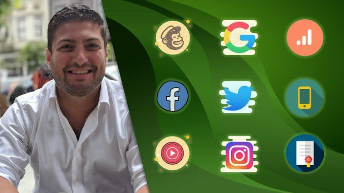 Digital Marketing Masterclass - 88 Lectures In One [Free Online Course] - TechCracked