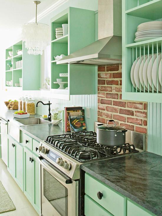 Kerala Kitchen Design: Kitchen Backsplash Ideas