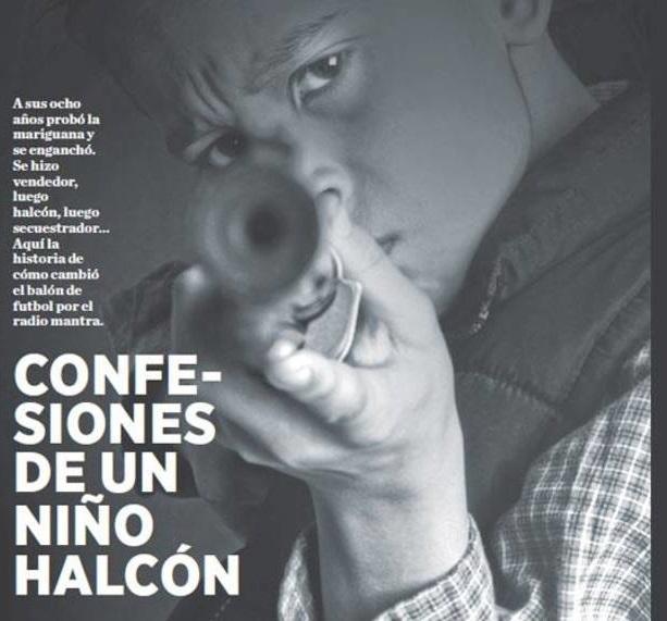 Confesiones de un niño halcón