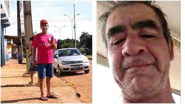 Família procura por homem que desapareceu em Campo Novo do Parecis