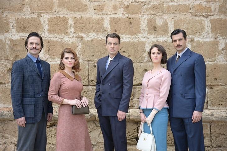 """Yeni dizi: """"Bir Zamanlar Kıbrıs"""""""