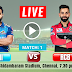 Mumbai (MI) vs Bangalore (RCB), 1st Match 2021, RCB won by 2 wickets, RCB win the Toss and elected to field, Check the playing XI