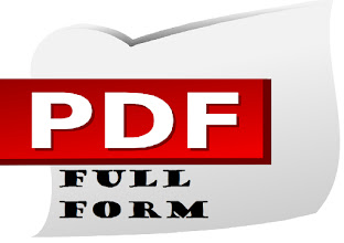 Full form of PDF.what is PDF,and its use.