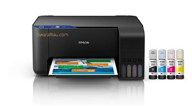 Solusi Error Blinking Printer Epson L3110