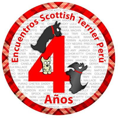 Scottish Terrier Club of Peru Celebrates Special Anniversary