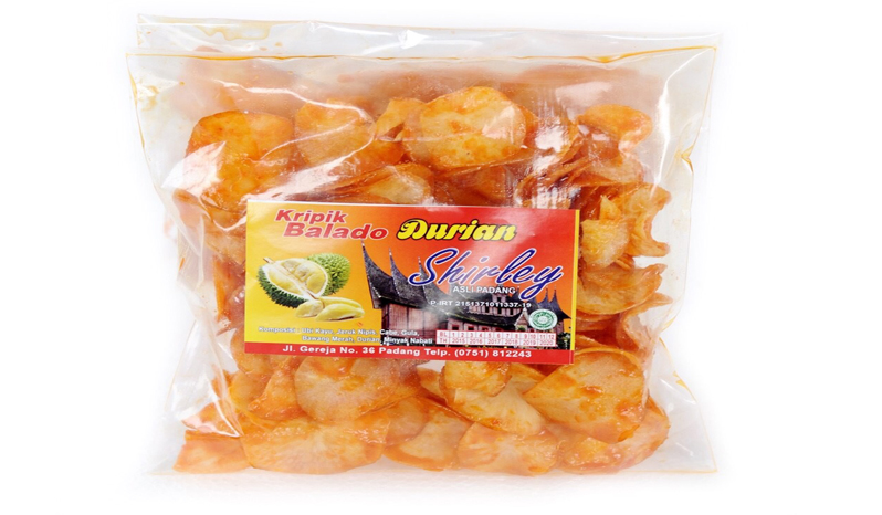 eKripik Balado Durian Shirley