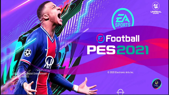 PES 2021 Mobile 5.3.0 FIFA Theme Patch Android Best Graphics Update  PES 2021 Mod FIFA 21
