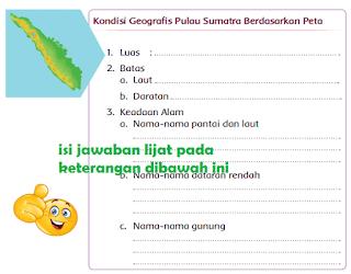 Kondisi Geografis Pulau Sumatra Berdasarkan Peta www.simplenews.me