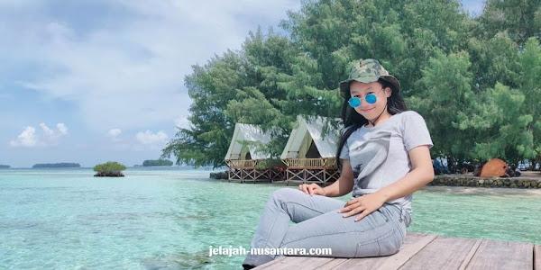 jelajah pulau private trip pulau harapan