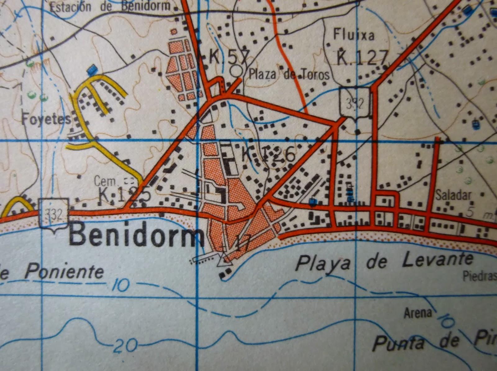 Rincon De Loix Mapa.Guia De Los Castillos Torres Y Fortificaciones De Alicante
