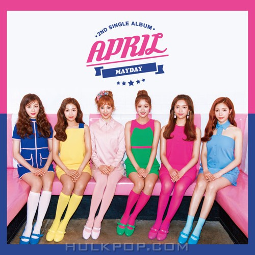 APRIL – APRIL 2nd Single Album `MAYDAY` (ITUNES PLUS AAC M4A)