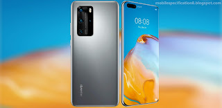 Huawei P40 Pro Specification - P40 Pro comes in Black, Blush Gold, Deep Sea Blue, Ice White and Silver Frost colors, HUAWEI Kirin 990 5G, Measures 158.2 * 72.6 * 8.95 mm, Weight 209 grams, Super cool system, IP68 Splash, Water, Dust Resistant and more information.