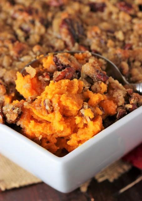 Southern Sweet Potato Casserole Image