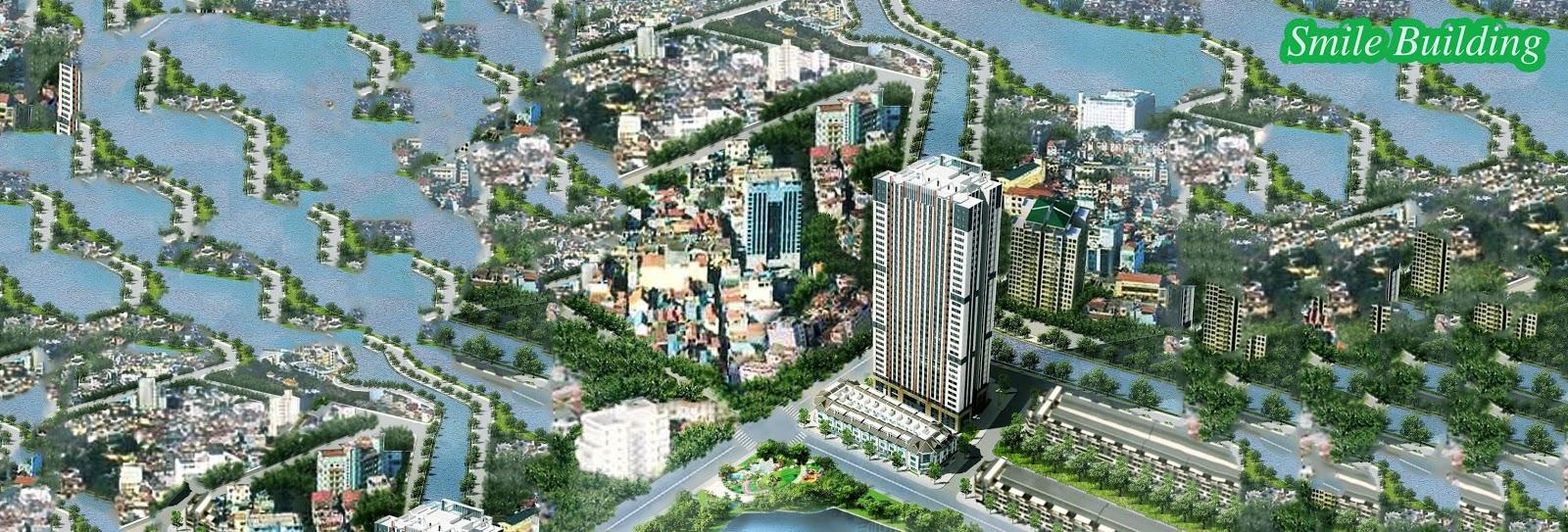 Chung cư Trung Yên Smile Building