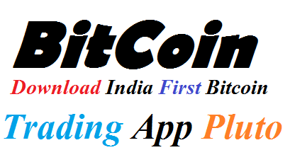 Bitcoin trading app pluto