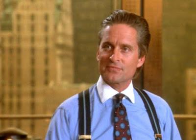 Rechazó ser el protagonista de 'Wall Street' (1987)