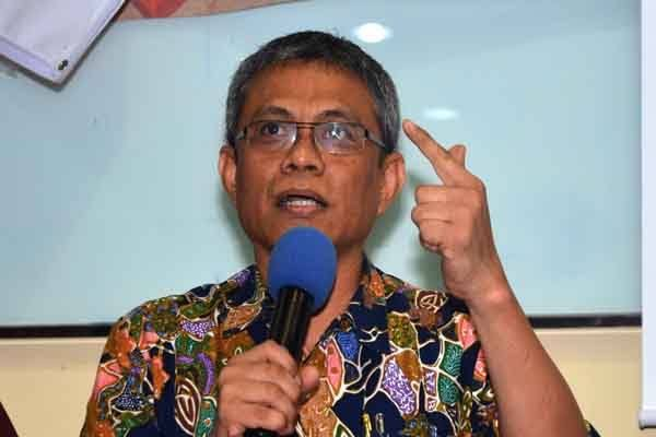 Utang Negara Terus Membengkak, Didik J Rachbini : Sekarang Bandit-Bandit Seperti 98 Pada Keluar Lagi!