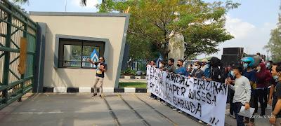 Aliansi Rakyat Bekasi (ARB) Desak Pemkab Evaluasi AMDAL PT. Fajar Paper Dan PT. Gunung Garuda