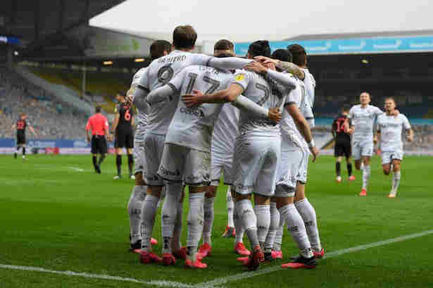 Leeds United line-ups with Liam Cooper decision made as Rodrigo a shoo-in to feature against Wolves