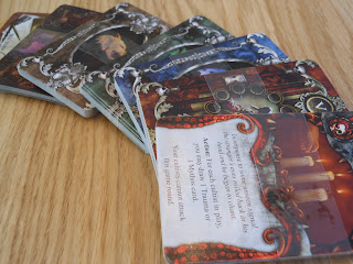 Mansions of Madness large cards