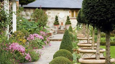 El jardín privado de Alan Tichmarsh