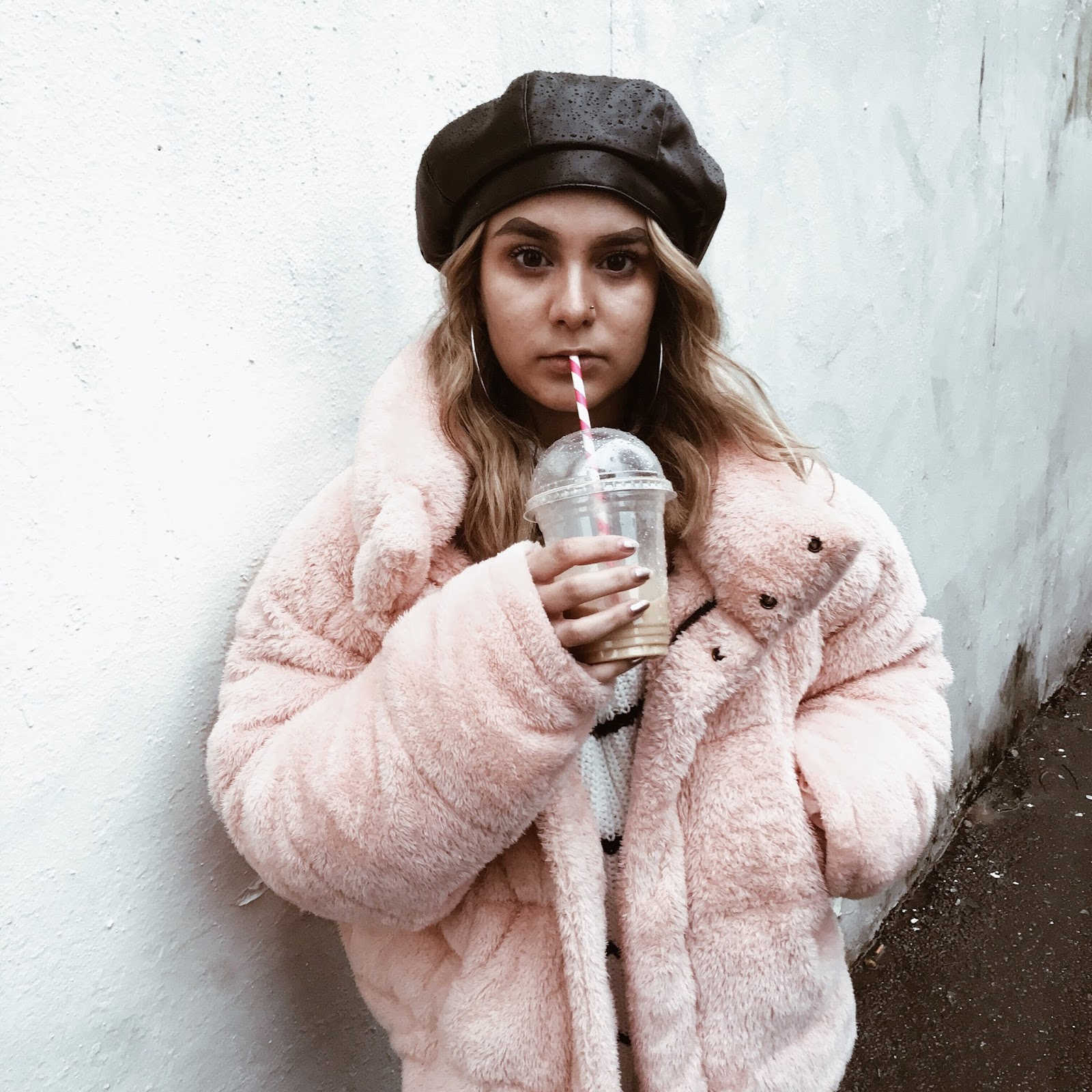 Yasmin Stefanie monthly roundup January 2018 - street style urban outfitters asos