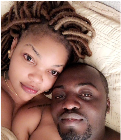 Diamond Platnumz's Ex-girlfriend Wema Sepetu Shares Raunchy Photo of Herself And a Man in Bed After 'Romping Session'