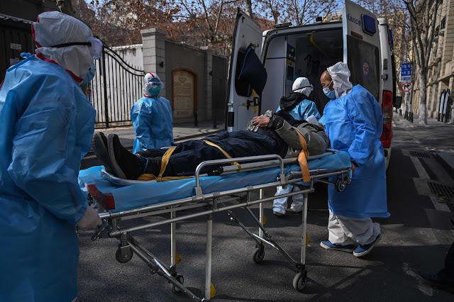 अमेरिका में कोरोना से एक दिन में हुई 1200 लोगों की हुई मौत