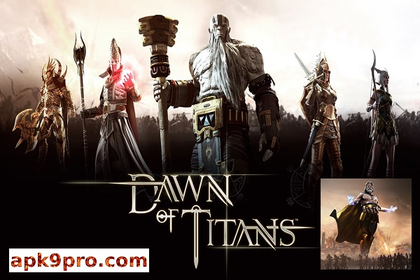 Dawn of Titans v1.39.0 Apk + MOD + Data File size 1.43 GB for Android