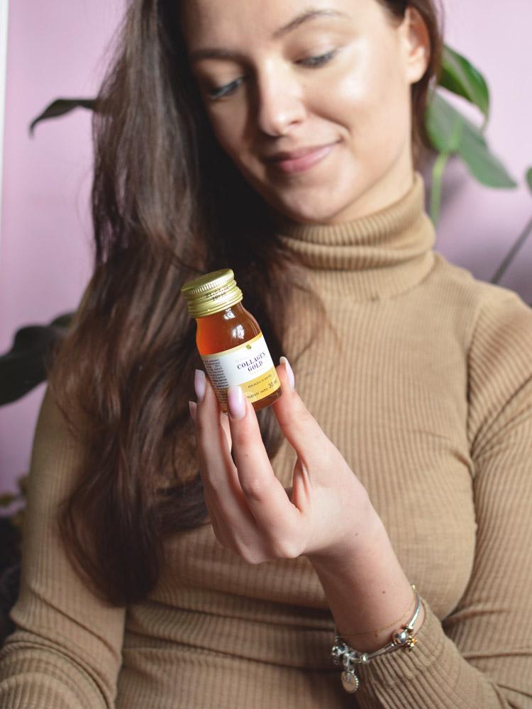 Kolagen do picia - moje efekty suplementu Collagen Gold - Czytaj więcej »