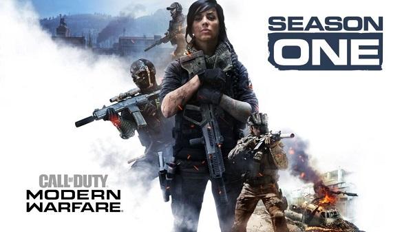 رسميا تمديد فترة الموسم الاول للعبة Call of Duty Modern Warfare