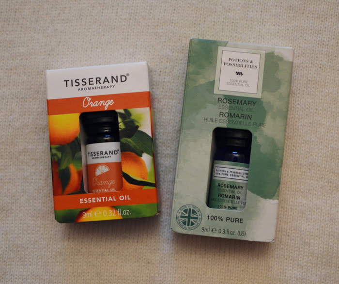 Tisserand Essential Oil