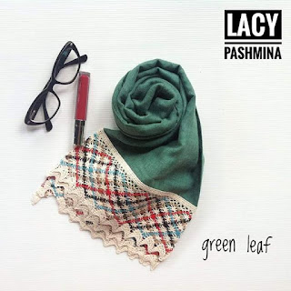LACY PASHMINA