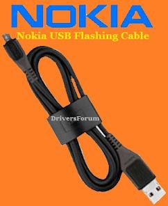 Nokia USB Flashing Driver