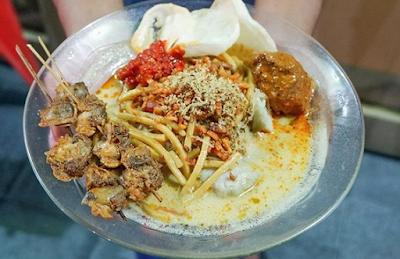 Lontong Khas Medan