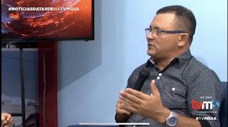 Imprensa de luto: Morre o radialista Feliciano Silva aos 53 anos