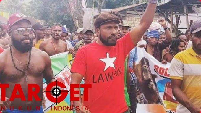 Victor Yeimo DPO Kerusuhan Papua Tahun 2019 Ditangkap Satgas Nemangkawi